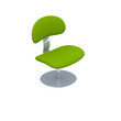 Green modern office chair