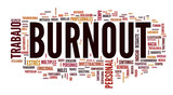 Burnout (tag cloud español)