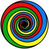 Colour Spiral ( Farben Spirale )
