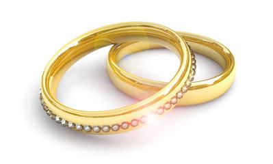 Eheringe - Konzept Hochzeit