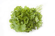 Parsley, isolated