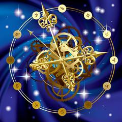 Star clock