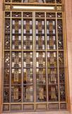 Metal Brass Door Professional Building Barcelona poster