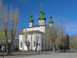 Ascension Church in Kineshma, Russia