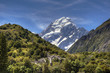 Mount Cook Massiv