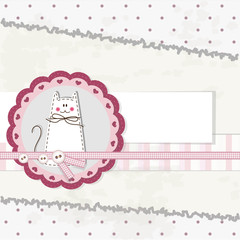 Scrapbook background - Place your text