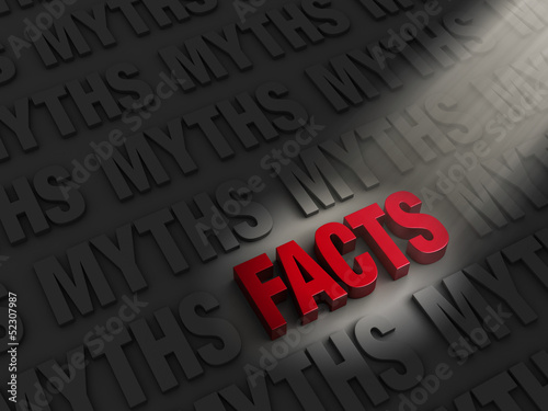 Finding Facts Among Myths