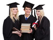 trio graduation