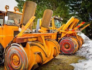 snowplow - front