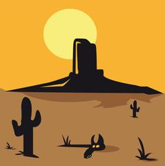 désert,aride,sec,far west,américain,cowboys,décor,paysage