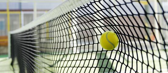 Ball versus net