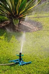 Impact garden sprinkler © Arena Photo UK