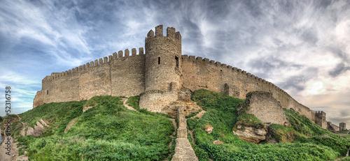 Fotobehang Vestingwerk Medieval Akkerman fortress near Odessa in Ukraine