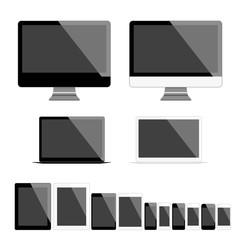 Dispositivos móviles y pantallas