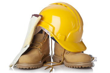 Protective work equipment