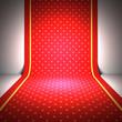 Red carpet.