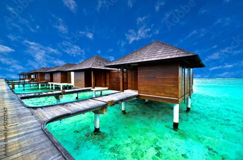 Beautiful water villa - 52322567