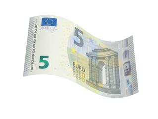 neuer 5 Euro Geldschein