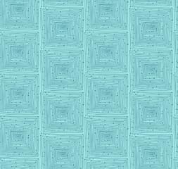 Light abstract linear geometric seamless pattern