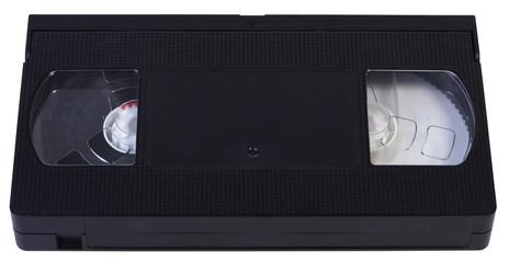 Blank VHS Videotape