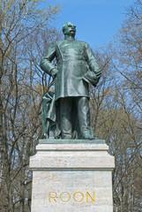 Roon Statue in Berlin