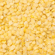 yellow lentils background