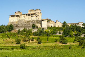 Castle of Torrechiara (Parma)