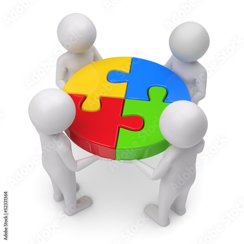 puzzlekreis team