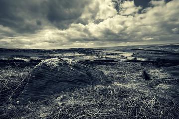 countryside rock