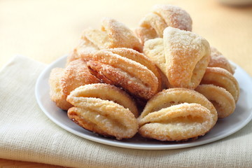 Cottage cheese and sugar cookies