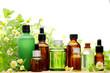 canvas print picture - Essential oil