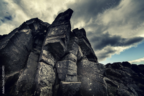 dramatic rock