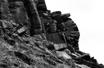 cliff rock