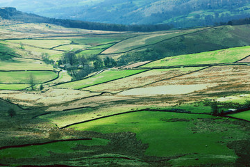 derbyshire farmland