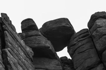 rock on edge