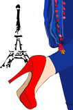 Moda sotto la Torre Eiffel