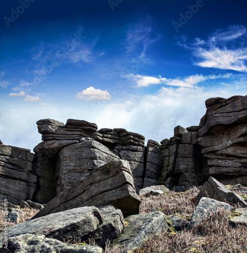rock edge