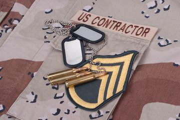 us contractor concept