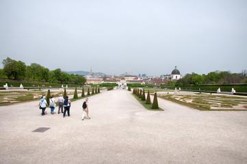 Castle Belvedere   Vienna (Austria)