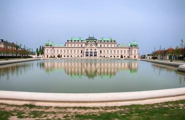 Vienna - Castle Belvedere