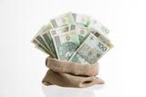 Pieniądze w worku