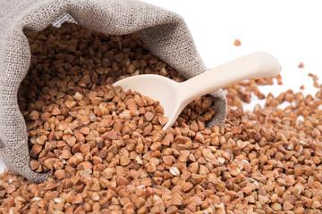 Buckwheat in the bag