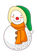 icon_snow man