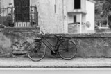 Old bicycle - 52348514