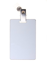 Blank security tag