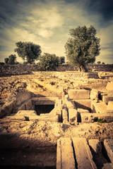 Gnatia Ruins