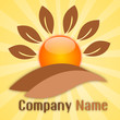 Sun logo for your company