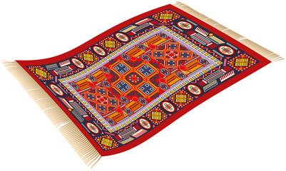 Magic Carpet ( Fliegender Teppich )