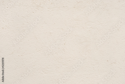 Staande foto Scandinavië Beige plastered wall texture background