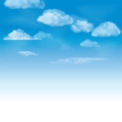 fond ciel